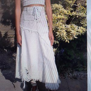 STOP!  Free people ! WOWS! again skirt